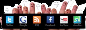 social web presence aziende