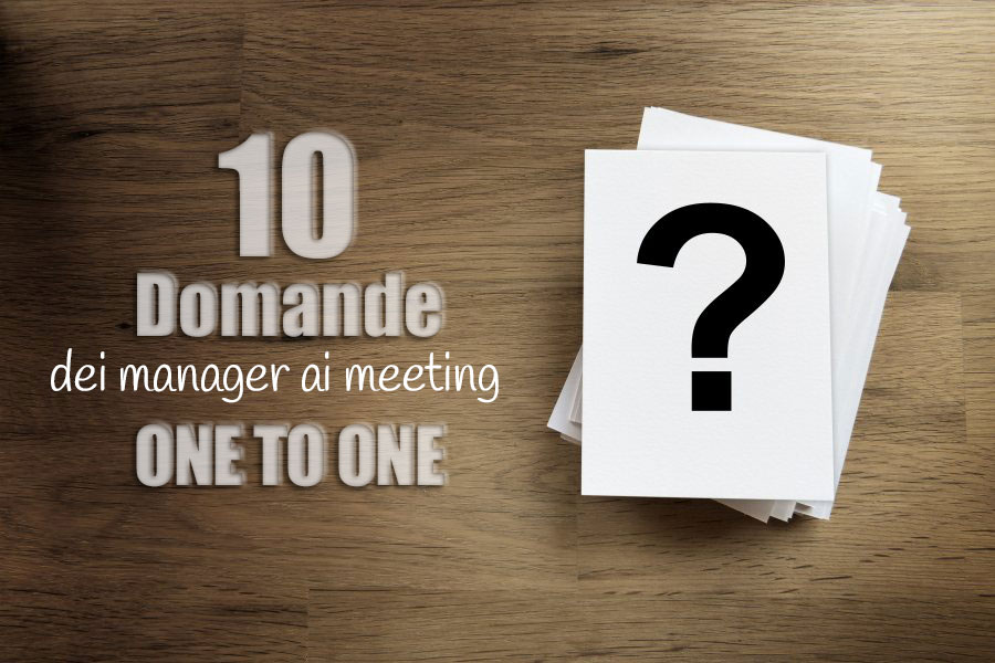 3 domande incontri