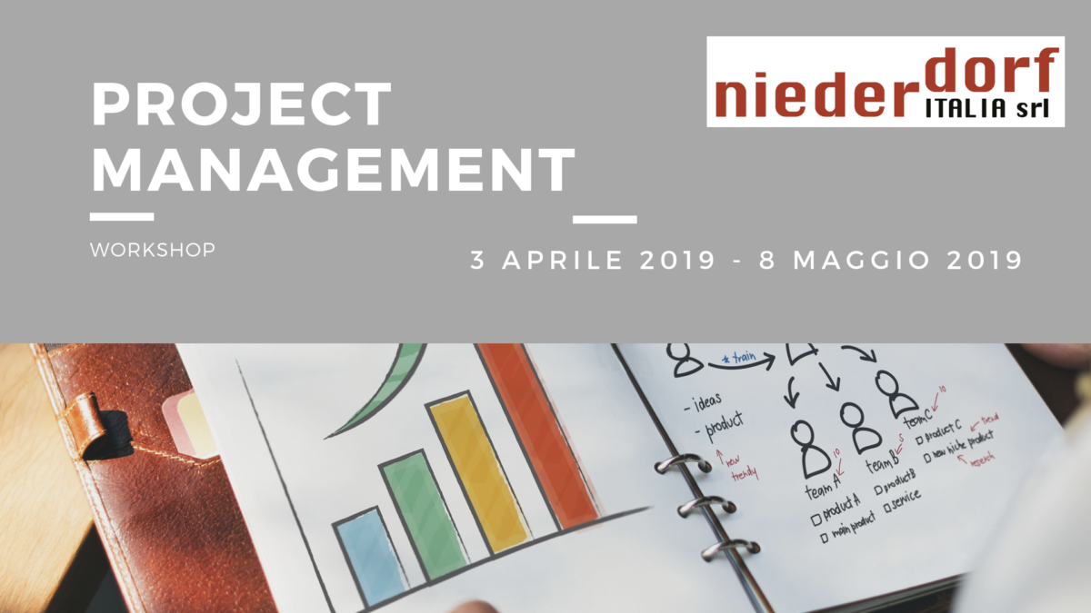 Project management 2019 workshop