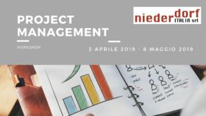 Project management 2019 workshop