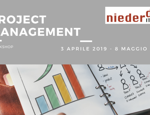 Project Management worskhop 2019
