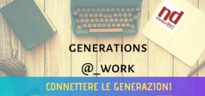 Generazioni in azienda osservatorio