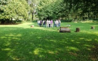 team formazione outdoor