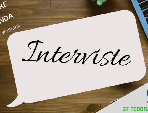 Intervista Smart Working