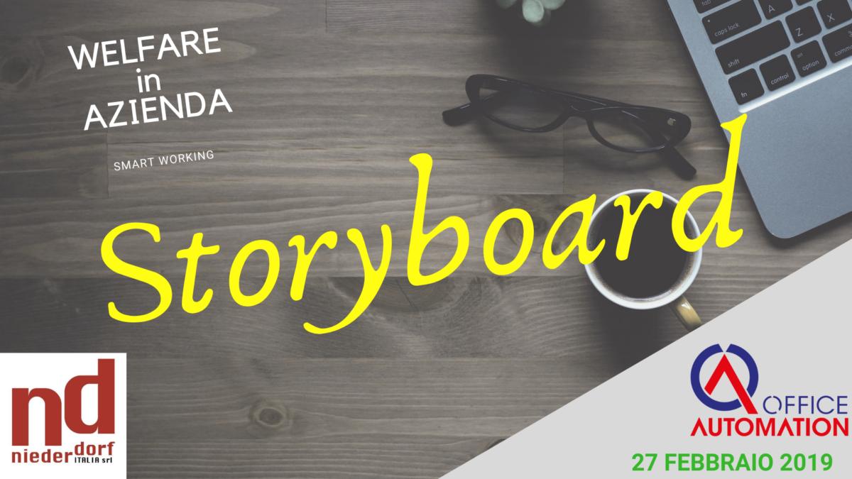 Smart Working Storyboard