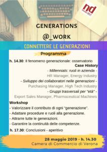 Workshop Generazioni in Azienda