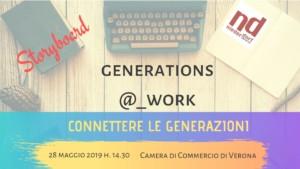 Generazioni al lavoro storyboard