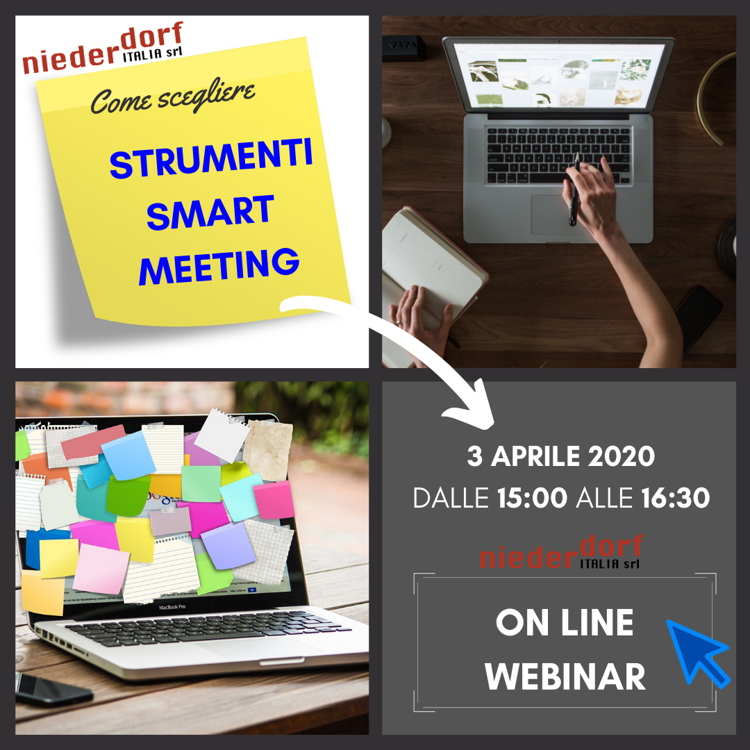 Strumenti per Smart Meeting
