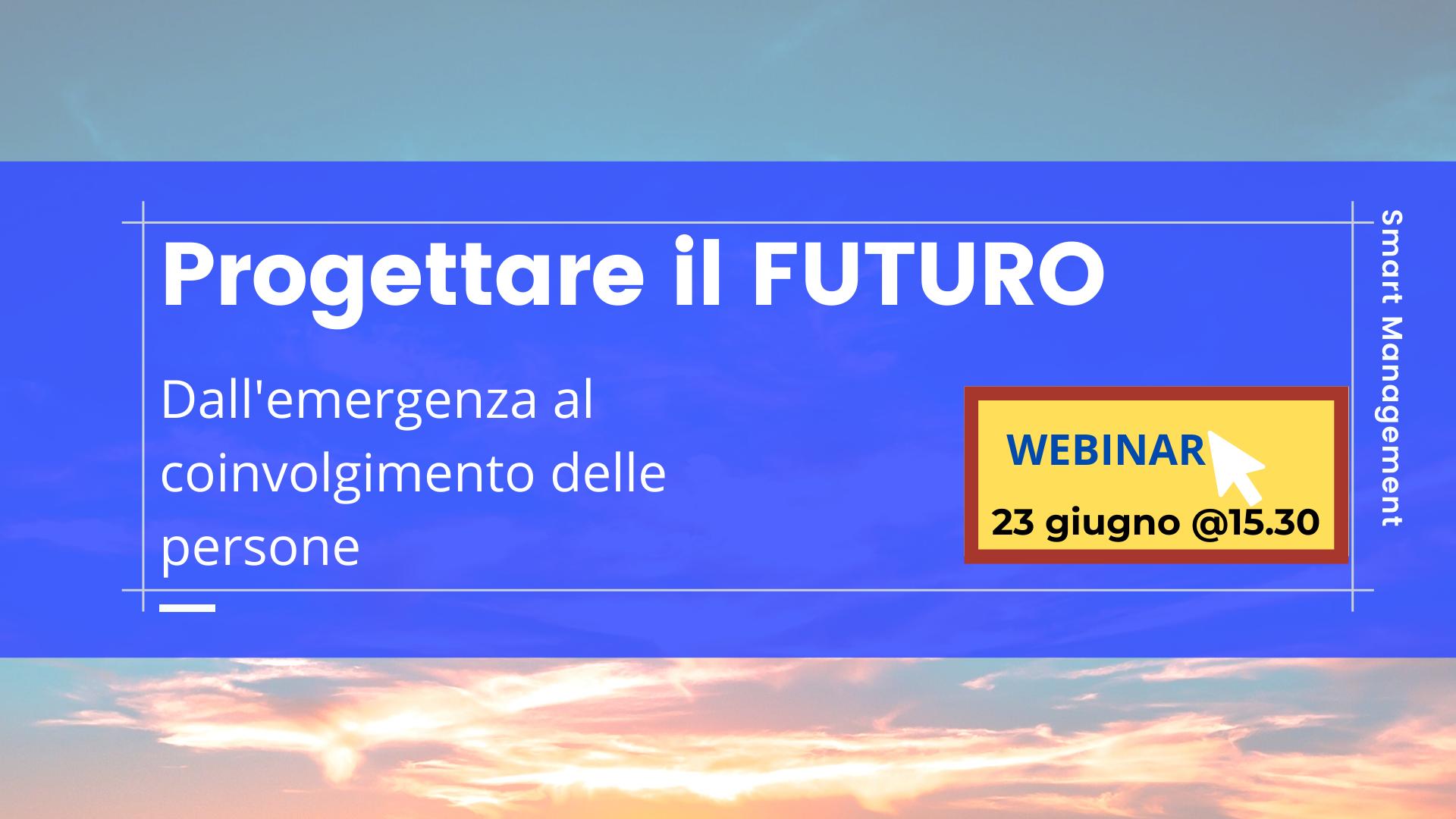 progettare il futuro