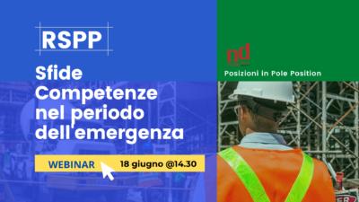 rspp in emergenza