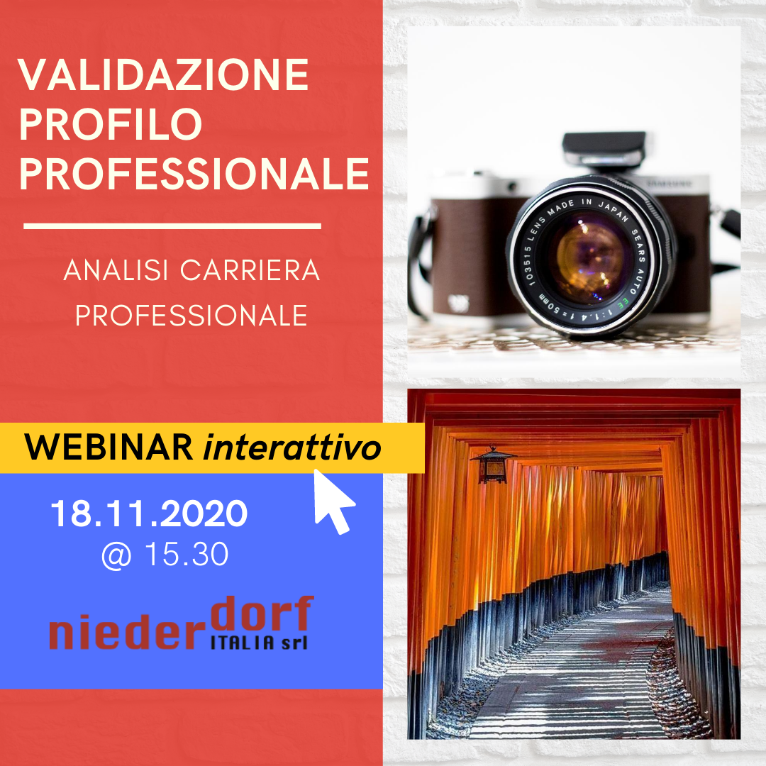 analisi carriera professionale