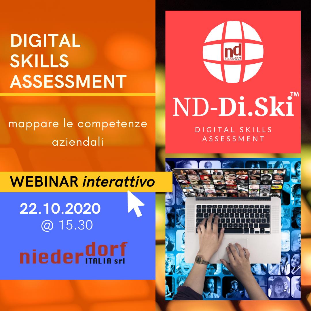 analisi competenze digitali
