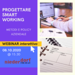 progettare smart working